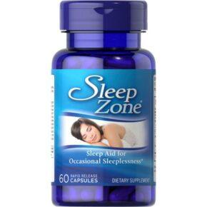 Sleep Zone — 60 Capsules