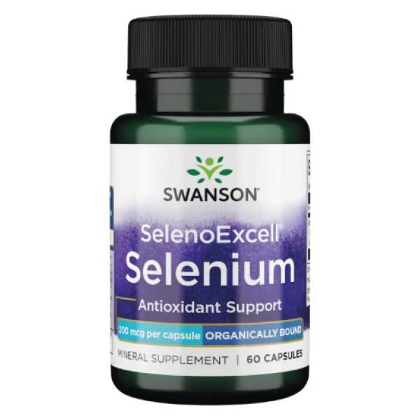 Selenoexcell Selenium 200mcg — 60caps