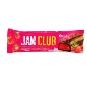 Jam Club — 40g Muesli Jelly with Raspberry