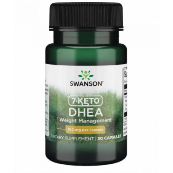 7 Keto Dhea 100 mg — 30 Caps