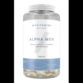 Alpha Men Super Multi Vitamin — 120tabs