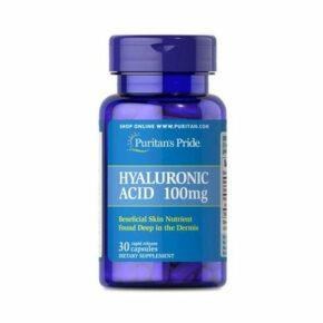 Hyaluronic Acid 100mg — 30caps