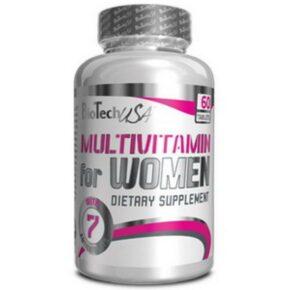 Multivitamin for Women — 60tabs