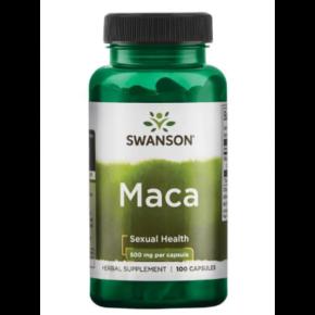 Maca 500 mg — 100 Caps