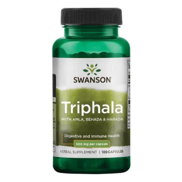 Triphala 500mg — 100caps