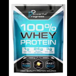 100% Whey Protein Instant — 1000g Vanilla