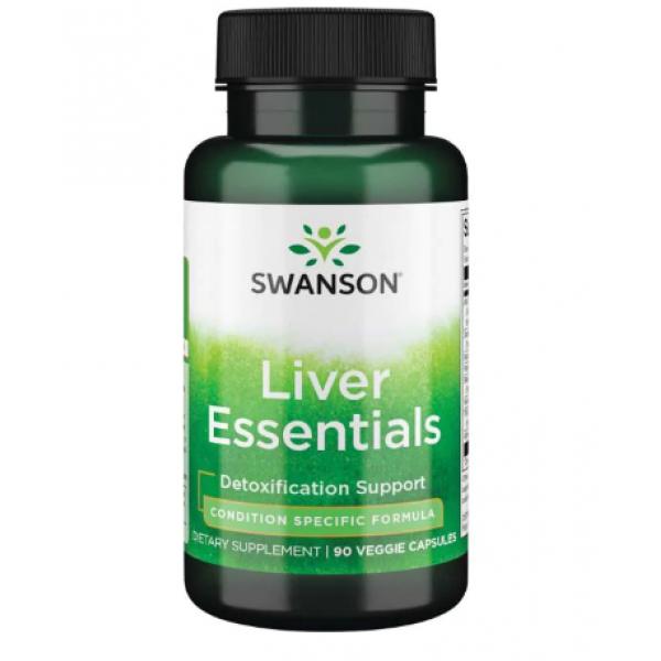 Liver Essentials — 90veg caps