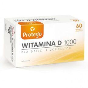 Witamina D 1000 — 60caps