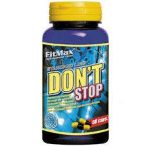 Don`t stop — 60 caps