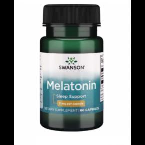 Melatonin 3 mg — 60 caps