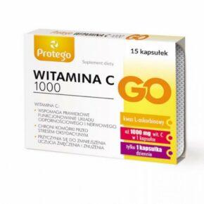 Witamina C 1000 GO — 15kaps