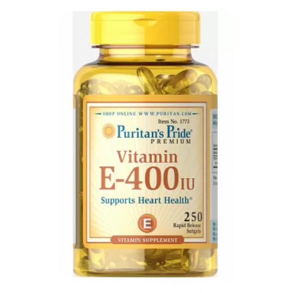 Vitamin E — 400 IU — 250softgels