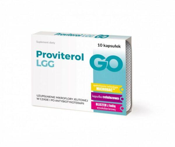 Proviterol LGG GO — 10 kaps