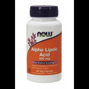 Alpha Lipoic Acid 100mg — 60vcaps
