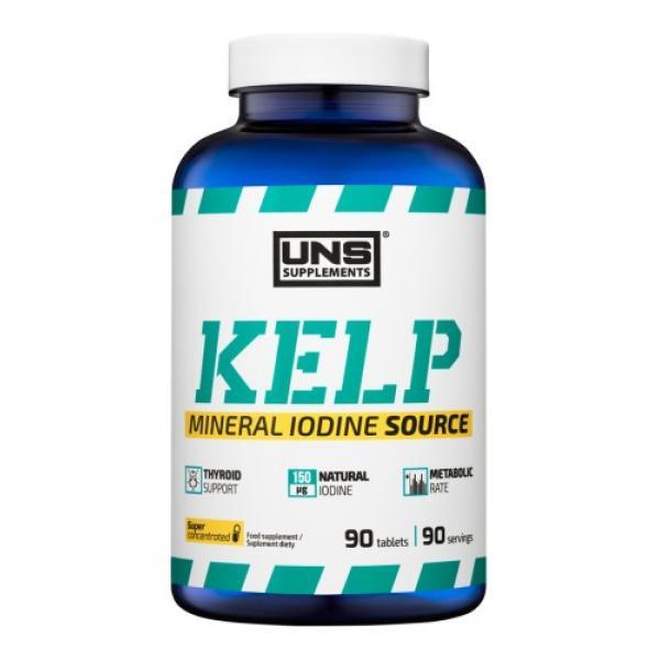 Kelp Selenium — 90 caps