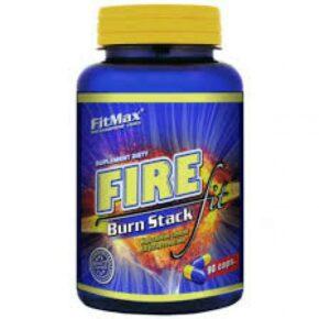 Fire Fit Burn Stack — 90 caps
