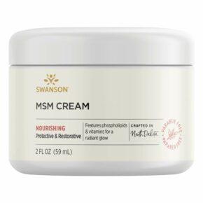 MSM Cream 2 fl oz Cream