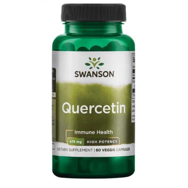 Quercetin High Potency 475mg — 60 veg casp