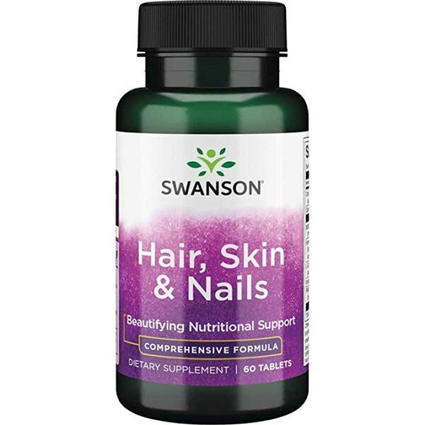 Hair Skin Nails — 60tab