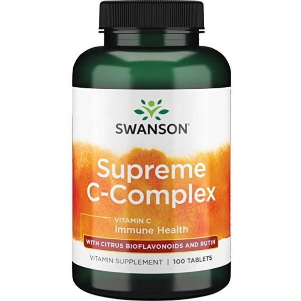 Supreme C-complex — 100 Tablets
