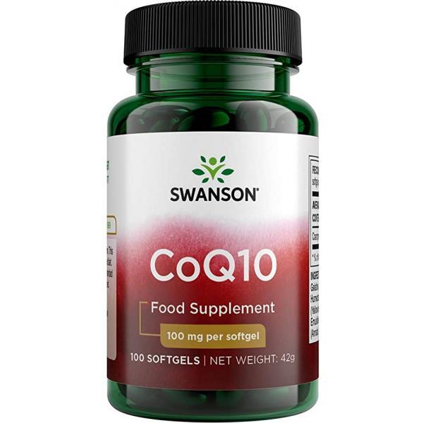 Ultra COQ10 100 mg — 100 softg