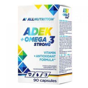 ADEK + Omega 3 Strong — 90 caps