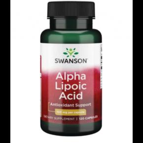 Alpha Lipoic Acid 100mg — 120caps