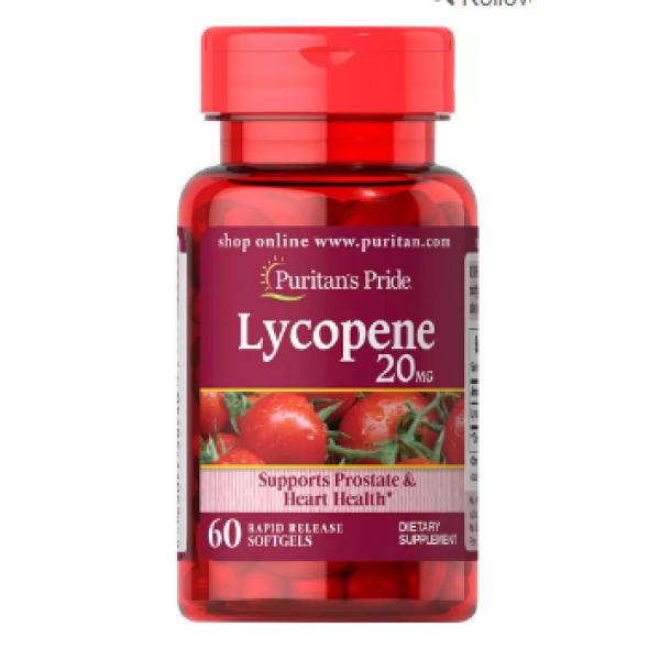 Lycopene 20mg — 60caps
