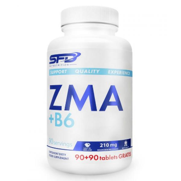 ZMA +B6 — 90+90tabs