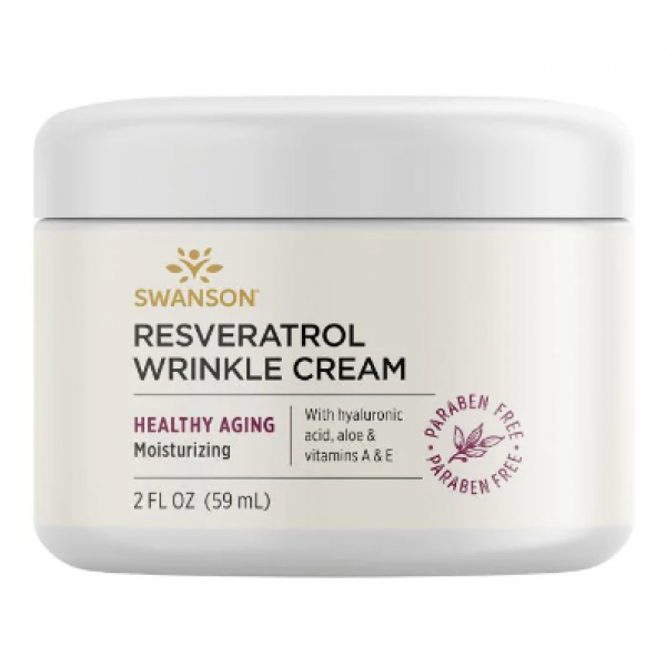 Resveratrol Wrinkle Cream 2 fl oz Cream