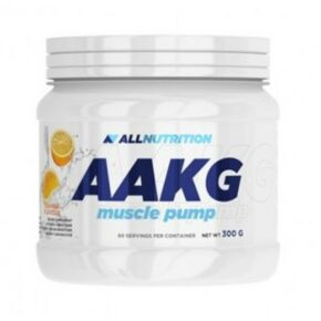 Aakg Muscle Pump — 300g Natural