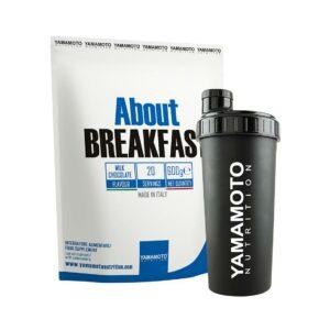 About Breakfast — 600g Vanilla