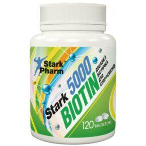 Stark Biotin 5000 — 120tabs