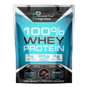 100% Whey Protein Instant — 1000g Chocolate