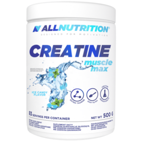 Creatine Muscle Max — 500g Ice Candy
