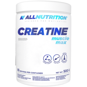 Creatine Muscle Max — 500g Pure