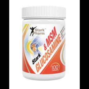 Stark Glucosamine MSM — 100g