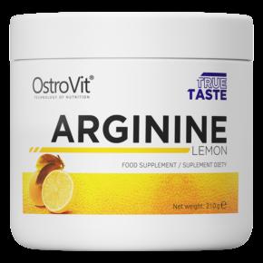 Arginine — 210g Lemon
