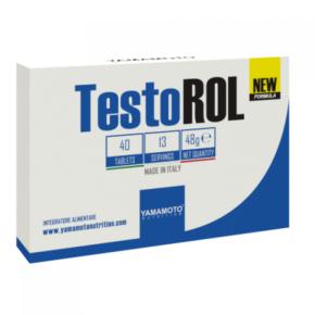 TestoROL — 40 Caplets