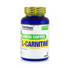 L-Carnitine Green Coffee — 60caps