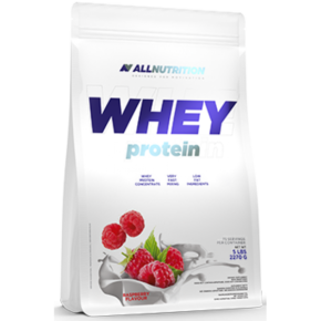Whey Protein — 2200g Raspberry