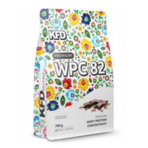 Premium WPC 82 — 700g Vanilla — Banan