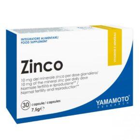 Zinco — 30 Capsules