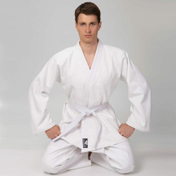 Кимоно для дзюдо BDB VL-8192 110-190см белый