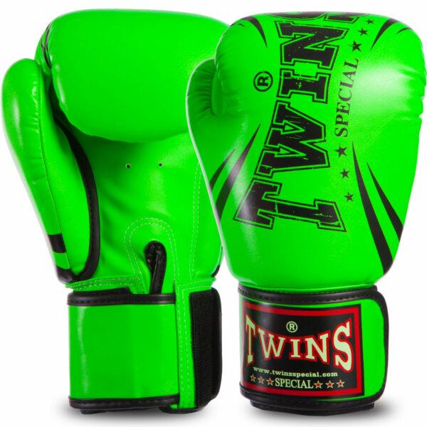 Перчатки боксерские TWINS FBGVSD3-TW6 10-16 унций цвета в ассортименте
