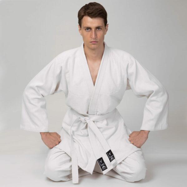Кимоно для дзюдо MATSA MA-0013 110-200см белый