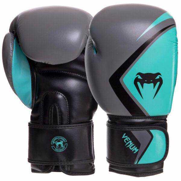 Перчатки боксерские кожаные VENUM CONTENDER 2.0 VENUM-03540 10-16 унций цвета в ассортименте