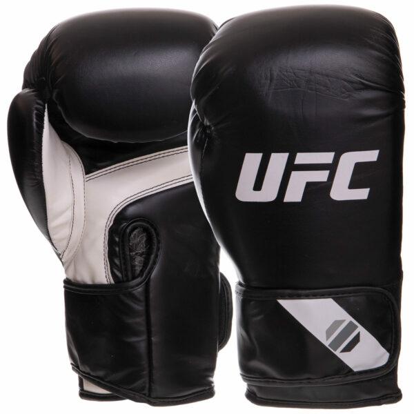 Перчатки боксерские UFC PRO Fitness UHK-75108 18 унций черный