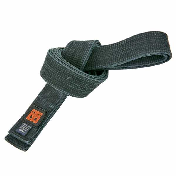 Пояс для кимоно MTO BO-7251 длина-260-320см черный
