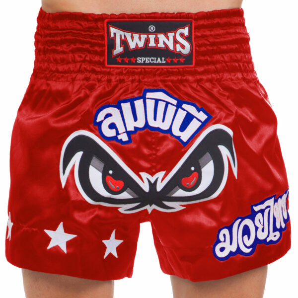 Шорты для тайского бокса и кикбоксинга TWINS TBS-02 S-XXL цвета в ассортименте
